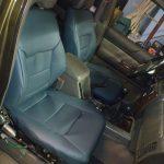 Obnova avtomobilskih sedežev - potem